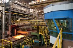 ISD Huta Częstochowa - Walcownia Blach Grubych, piece grzewcze wsadu, piec przepychowy nr 3. / Czestochowa ISD Steelworks - Heavy Plate Mill, pusher furnaces, pusher furnace No. 3. (Cezary Miłoś Przemysł w fakcie i obrazie) Tags: cezarymiłoś cezarymiłośfotografiaprzemysłowa cezarymiłośfotografiaindustrialna cezarymilosindustrialphotography cezarymilos 2015 częstochowskie częstochowa częstochowskiokręgprzemysłowy czestochowa walcownia walzwerk walcowniablachgrubych hutnictwo hütte hutaczęstochowa isd isdhutaczęstochowa isdpolska grupaisd piecprzepychowy piecgrzewczywsadu rollingmill heavyindustry heavyplatemill poland polska polen przemysłciężki przemysłmetalurgiczny przemysłhutniczy hutastaliczęstochowa industry industrial industrie industrialarchitecture piec sterownia прокатныйстан blachygrube furnace pusherfurnace samotoki