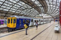 Platform 5 (Philip Brookes) Tags: train rail railway station transport liverpool limestreet merseyside britain england architecture