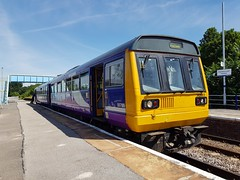 142089 (Conner Nolan) Tags: 142089 class142 pacer northern gainsboroughcentral