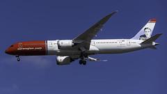 G-CKWD_JFK_Landing_31R_Ernest_Shackleton_British_Polar_Explorer (MAB757200) Tags: norwegianairuk b7879 gckwd ernestshackletonbritishpolarexplorer aircraft airplane airlines airport jetliner jfk kjfk boeing landing runway22l dreamliner