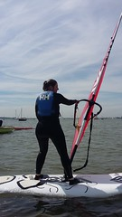 Beginners Windsurfing Lessons - June 2019