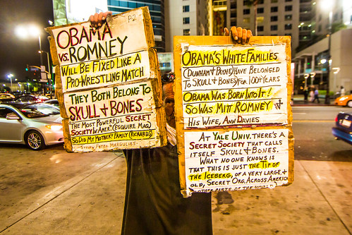 Obama vs Romney Will be Fixed Like a Pro-Wrestling Match