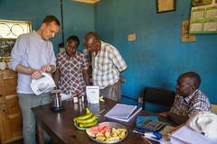 Kieni has the entire setup for brewing world-class coffee (Coffee Collective) Tags: coffee kenya directtrade nyeri kieni mugaga karatina coffeecollective