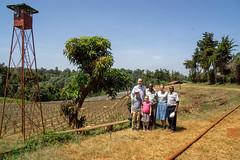 Group photo with Klaus' family, who was fortunate to join him on this trip (Coffee Collective) Tags: coffee kenya directtrade nyeri kieni mugaga karatina coffeecollective