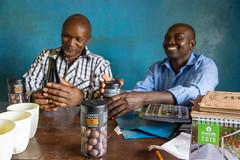 Presents of Josphat and Charles (Coffee Collective) Tags: coffee kenya directtrade nyeri kieni mugaga karatina coffeecollective