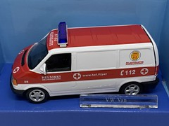 Cararama / Junior Rescue - VW Van - Helsinki Ambulance Service - Miniature Diecast Metal Scale Model Emergency Services Vehicle (firehouse.ie) Tags: vw finland volkswagen helsinki ambulance volkswagon ambulances cararama hongwell juniorrescue ems emt ambulanz ambulanza ambulans krankenwagen ambulansa helsingfors metal miniatures miniature model models medical vehicle emergency toy toys van rescue medics