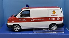 Cararama / Junior Rescue - VW Van - Helsinki Ambulance Service - Miniature Diecast Metal Scale Model Emergency Services Vehicle (firehouse.ie) Tags: ambulance ambulances cararama hongwell juniorrescue volkswagen volkswagon vw finland helsinki rescue metal miniatures miniature model models vehicle emergency medics ems emt ambulancia ambulanz ambulanza ambulans krankenwagen ambulansa