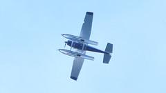 Float Plane Overhead (blazer8696) Tags: img0634 brookfield connecticut unitedstates 2019 airplane ct ecw float obtusehill plane t2019 tabledeck usa
