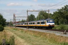 SGMm 2974 + 2954 (Harrys Train photos) Tags: nederlandsespoorwegen vlavlip sgm sgmm sprinter trein train railway railroad eisenbahn ferrocarril