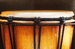 Part of a Djembe (dejankrsmanovic) Tags: djembe music drum musical instrument percussion african sound culture traditional ethnic africa background play wood art rhythm beat bongo leather wooden entertainment object skin equipment brown folk craft rope performance drums instruments black design bang retro cultural reggae color homemade acoustic old exotic closeup conga studio handmade latin rhythmic