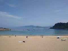 Playa de Getaria (eitb.eus) Tags: eitbcom 30864 g1 tiemponaturaleza tiempon2019 costa gipuzkoa getaria koldomedrano