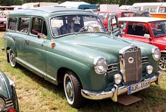 Ponton Kombi (Schwanzus_Longus) Tags: bockhorn german germany old classic vintage car vehicle station wagon estate break kombi combi mercedes benz 180 ponton binz