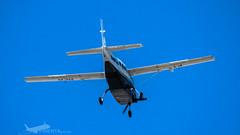 PT-MEM (BrePimenta) Tags: cessna sky grancaravan spotting plane photography canon airplane pimentaspotter