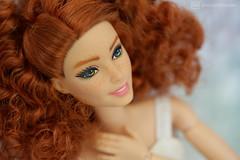 siobhán (photos4dreams) Tags: dress barbie mattel doll toy photos4dreams p4d photos4dreamz barbies girl play fashion fashionistas outfit kleider mode puppenstube tabletopphotography shioban redhead siobhán
