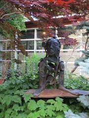 Art Center Golem (jadedirishgryphon) Tags: metalwork metalsculpture sheboygan wisconsin