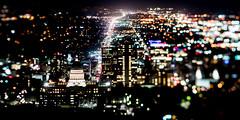 Downtown Salt Lake City - Tiltshift (yorgasor) Tags: sony hasselblad 80mm tiltshift araxfoto