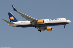 TF-ISW (Baz Aviation Photo's) Tags: tfisw boeing 767319er icelandair ice fi heathrow egll lhr 09l fi450