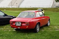 Alfa Romeo Giulia Sprint GT Veloce (Maurizio Boi) Tags: car auto voiture automobile coche old oldtimer classic vintage vecchio antique italy alfaromeo giulia sprint gt veloce