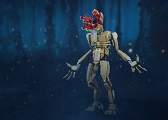 Demogorgon (Aaron Brick Designer) Tags: lego stranger things toys toy photography