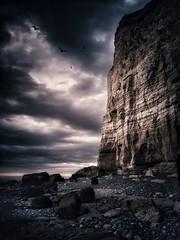 (Art 2 Breizh - Bruno Gaillard) Tags: huaweip20pro huawei smartphone normandie lightroom mer landscape seascape smartphonephotography