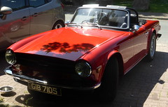 Triumph TR6 (1973) (andreboeni) Tags: triumph tr6 pi sports roadster injection 1973