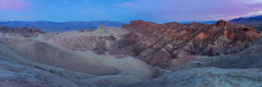 Zabriskie Point panorama (Jake_Rogers) Tags: blue zabriskie point deathvalleynationalpark deathvalley pano panorama twilight bluehour
