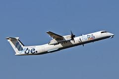 G-ECOG DHC-8Q 402 Flybe BHX 27-06-19 (PlanecrazyUK) Tags: egbb birmingham international birminghamairport flybe bhx birminghaminternational dhc8q402 270619 gecog