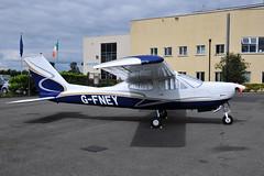 G-FNEY Cessna F177RG Cardinal (eigjb) Tags: weston airport eiwt dublin ireland light aircraft airplane aeroplane plane spotting aviation general 2019 gfney cessna f177rg cardinal reims c177