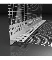 Profilé Goutte D'eau Non-Apparent 2M LTU LIKOV (Materiaux Bc) Tags: materiaux construction france alsace mulhouse enduit chantier bâtiment likov profilé goutte deau ltu balcon