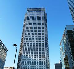 Canary Wharf (Russtafa) Tags: canary wharf skyscraper building sky scale architecture