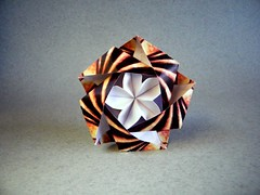 Fior di Tirrenia - Yara Yagi (Rui.Roda) Tags: origami papiroflexia papierfalten pentagon flor flower fleur fior di tirrenia yara yagi