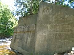 If Rails Go, Bridge Goes Too. (AbandonedNatureRails3) Tags: railroad abandonedrailroads abandoned bridges montpelier wells river vermont crossvttrail nature