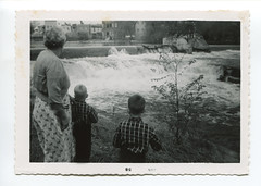 Daisy, Jim, and Ken (genealogyphotos) Tags: mississippi genealogy carleton place ontario canada vintage 1958