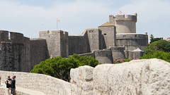 Dubrovnik, Croatia   City Wall (07)