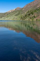 Convict Lake Reflection (Matt McLean) Tags: california convictlake lake landscape mountains reflection sirerra waterscape