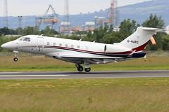 G-HARG_03 (GH@BHD) Tags: gharg embraer emb550 legacy legacy500 centrelineaircharter bhd egac belfastcityairport aircraft aviation bizjet corporate executive