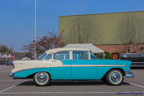1956 Chevrolet Bel Air - DL-16-14