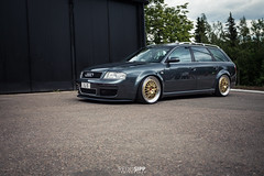 RS6 (RSipp) Tags: audi c5 rs bbs speedhooked xsmag porvoo finland reijo sipp