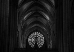 IMG_7940 (piotr_siemek) Tags: cathedral gothic romanesque norman medieval durham tyne wear rosewindow englisharchitecture