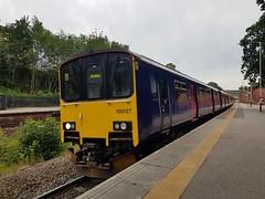 150127+142014 (Conner Nolan) Tags: 150127 142014 class142 class150 pacer crossgates northern