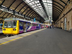 142070+158859 (Conner Nolan) Tags: 142070 158859 class142 class158 northern hull pacer