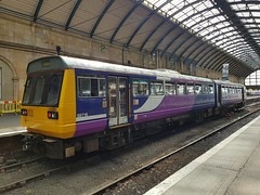 142068 (Conner Nolan) Tags: 142068 class142 pacer hull northern