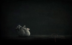 das kalte herz (Ephorea) Tags: daskalteherz märchen peter schwarz black grey interior stone cold heart tale fairytale texture dark ephorea sinister cool silence darkart petrified petrify fear distance silent wish night twilight light ray gloom obscurity eclipse