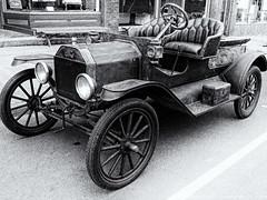 2019-07-04 1927 Ford Model T (B&W)  (02) (1024x680) (-jon) Tags: anacortes fidalgoisland sanjuanislands skagitcounty skagit washingtonstate washington salishsea pnw pacificnorthwest car auto autombile vehicle bw blackandwhite classic 1927 modelt ford truck a266122photographyproduction canonpowershotelph180