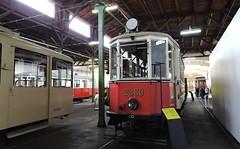 2015-10-10 Wien Tramway Nr.2380 (beranekp) Tags: austria österreich wien tramvaj tramway tram tranvia strassenbahn šalina elektrika električka museum 2380