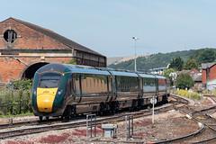 800321 - Exeter St David's (Kev's Railway Pix) Tags: 800321 bmu bimode devon edmu england exeter exeterstdavids gwr greatwesternrailway hitachi iet intercityexpresstrain class800 railway railwaystation train transport rail