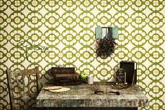 intermission (Ephorea) Tags: surreal decoration interior ant dream break intermission color retro