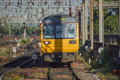 142035, Manchester Piccadilly (JH Stokes) Tags: pacer railbus dmu dieselmultipleunits northernrail manchester manchesterpiccadilly 142035 trains trainspotting t railways tracks photography publictransport