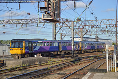 142011, Manchester Piccadilly (JH Stokes) Tags: pacer railbus dmu dieselmultipleunits northernrail manchester manchesterpiccadilly 142011 trains trainspotting t railways tracks photography publictransport