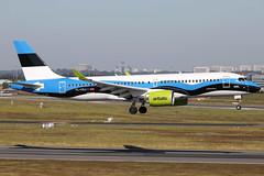 YL-CSJ 04072019 (Tristar1011) Tags: ebbr bru brusselsairport airbaltic bombardier cseries cs300 airbus a220300 bcs3 ylcsj